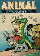 Animal Comics Vol 1 11