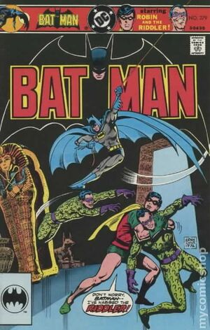 Batman Vol 1 279-B