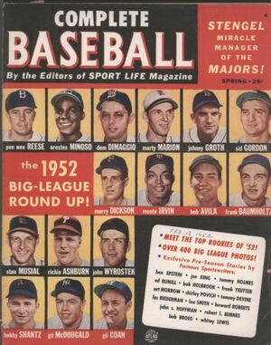 Complete Baseball Vol IV 1