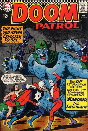 Doom Patrol Vol 1 109