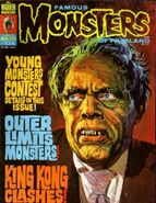 Famous Monsters of Filmland Vol 1 134