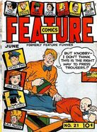 Feature Comics Vol 1 21