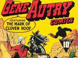 Gene Autry Comics Vol 1