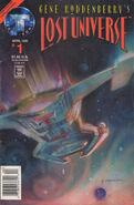 Gene Roddenberry's Lost Universe Vol 1 1-B