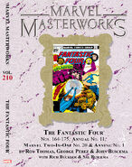 Marvel Masterworks Vol 1 210