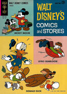 Walt Disney's Comics and Stories Vol 1 269