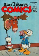 Walt Disney's Comics and Stories Vol 1 85