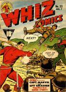 Whiz Comics Vol 1 33