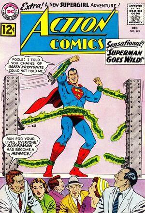 Action Comics Vol 1 295