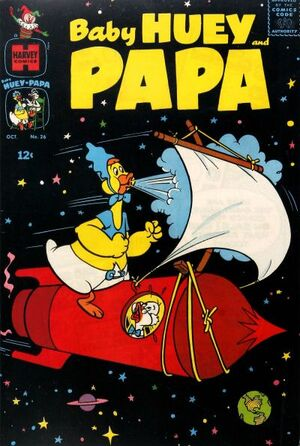Baby Huey and Papa Vol 1 26
