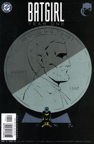 Batgirl Year One Vol 1 4