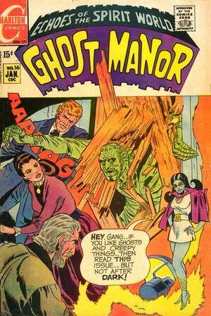 Ghost Manor Vol 1 16