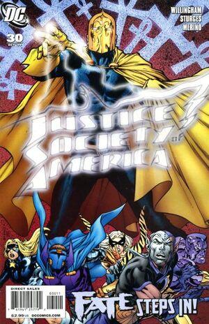 Justice Society of America Vol 3 30