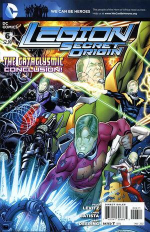 Legion Secret Origin Vol 1 6