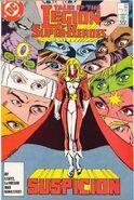 Legion of Super-Heroes Vol 2 349