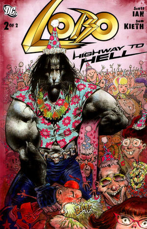 Lobo Highway to Hell Vol 1 2
