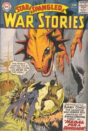 Star-Spangled War Stories Vol 1 117