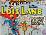 Superman's Girlfriend, Lois Lane Vol 1 58