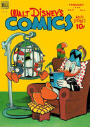 Walt Disney's Comics and Stories Vol 1 101
