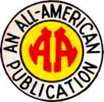 All-American Publications logo