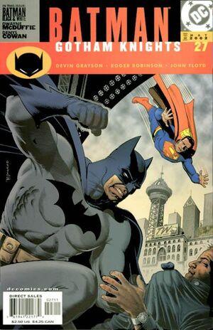 Batman Gotham Knights Vol 1 27