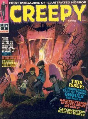 Creepy Vol 1 22