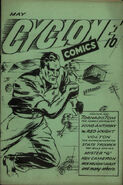 Cyclone Comics Vol 1 NN