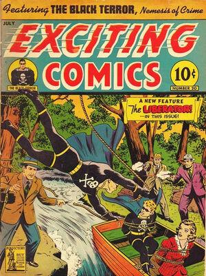 Exciting Comics Vol 1 20