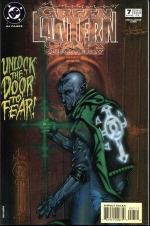 Green Lantern Corps Quarterly Vol 1 7