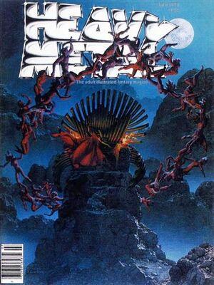 Heavy Metal Vol 3 3