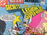 Secrets of the Legion of Super-Heroes Vol 1 3