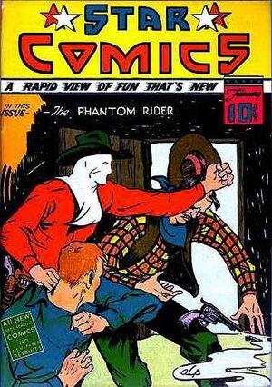 Star Comics Vol 2 1