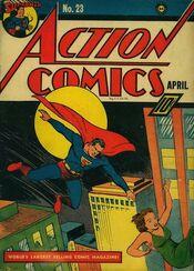 Action Comics Vol 1, 23