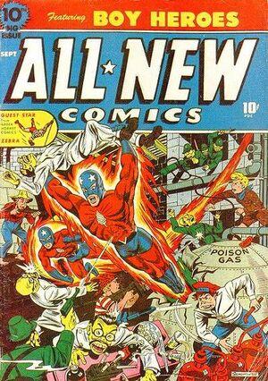 All-New Comics Vol 1 10