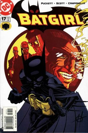 Batgirl Vol 1 17