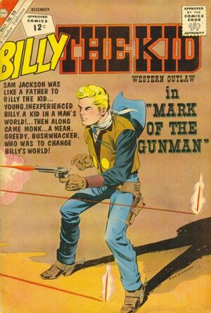 Billy the Kid Vol 1 37