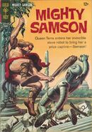 Mighty Samson Vol 1 9