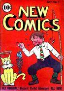 New Comics Vol 1 6