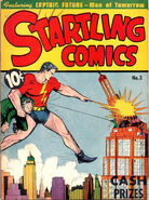 Startling Comics Vol 1 3