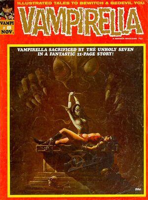 Vampirella Vol 1 8