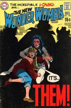 Wonder Woman Vol 1 185