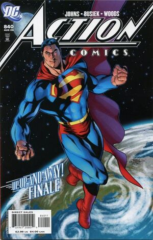 Action Comics Vol 1 840