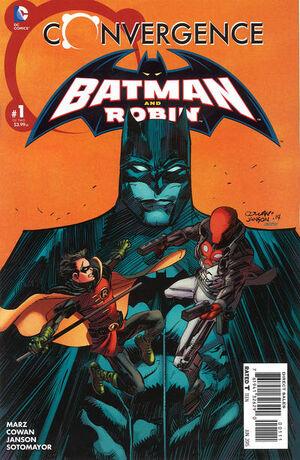 Convergence Batman and Robin Vol 1 1