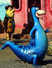Dino Harikalar Diyari Flintstones 06029 nevit