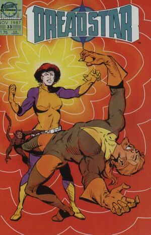 Dreadstar Vol 1 33