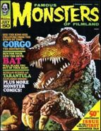 Famous Monsters of Filmland Vol 1 50
