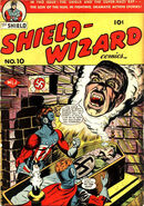 Shield-Wizard Comics Vol 1 10