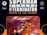Superman vs The Terminator Vol 1 2