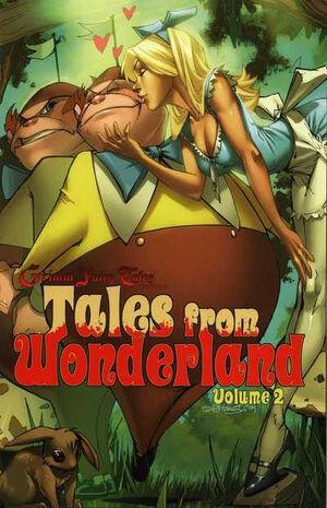 Tales from Wonderland (TPB) Vol 1 2