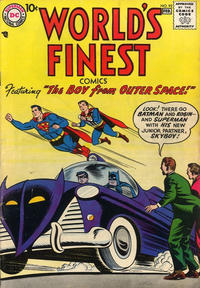 World's Finest Comics Vol 1 92